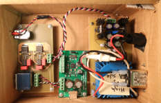 PCM2707 Headphone Amp